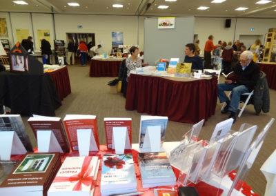 Salon du livre romand Fribourg 19 et 20.11.16
