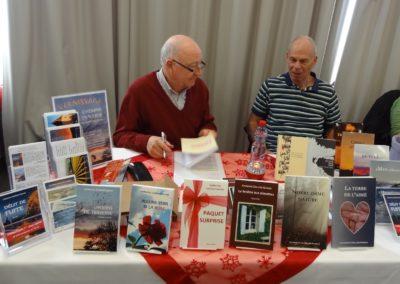SSalon du livre romand Fribourg 19 et 20.11.16