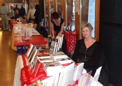 Salon du livre romand à Bulle le 22.11.15
