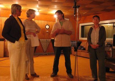 La Musique des mots, Studio Valdo Sartori