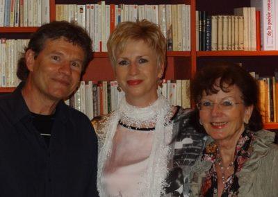 Filigrane Vernissage de 4 recueils de poèmes de Catherine-Gaillard-Sarron