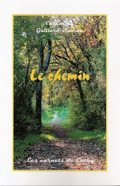 Poèmes sur un chemin de Chamblon de Catherine Gaillard-Sarron