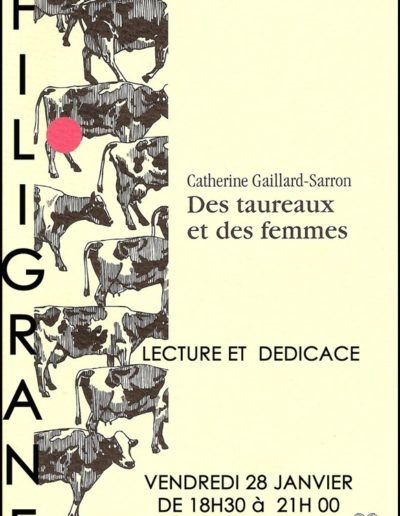 28.1.11 Affiche Filigrane