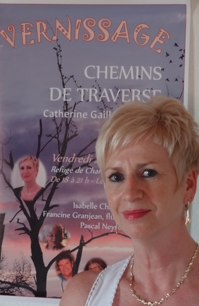 CGS Vernissage Chemins de traverse 24.6.16