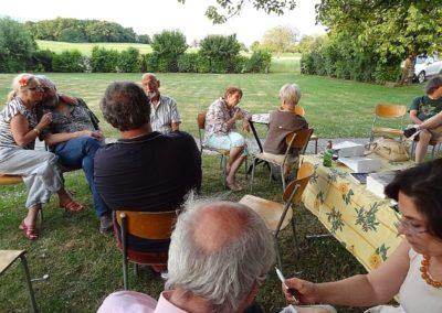 Vernissage Notre Dame Nature Chamblon 24.6.15