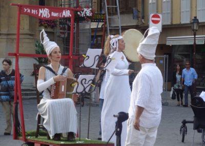 LEs arpenteurs, La poésie dans la rue_27.6.14