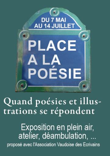Place de la poésie mai juil 2014