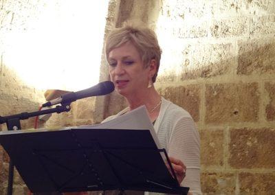 Société des Poètes Français à Montpellier le 14 mai 2015