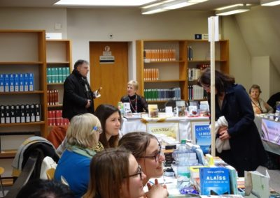 Salon romand du livre à Fribourg_2 et 3.3.18
