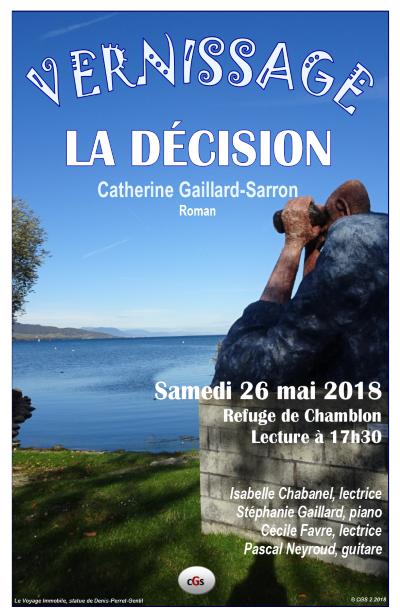 Affiche La Décision_26 mai 2018