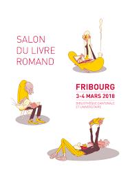 Salon du livre romand 2018