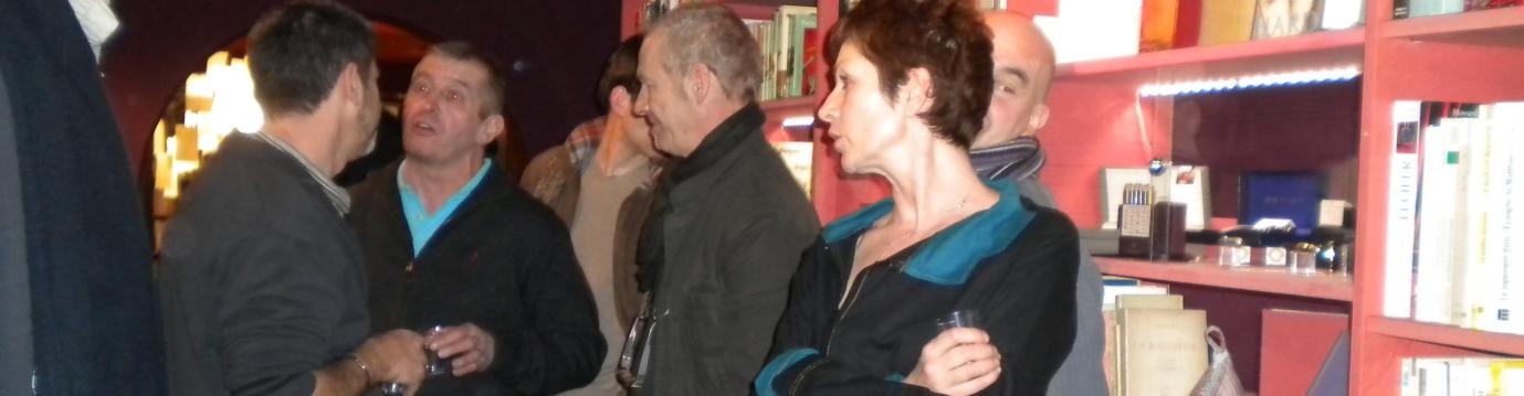 Vernissage Des Taureaux et des femmes 28.01.11