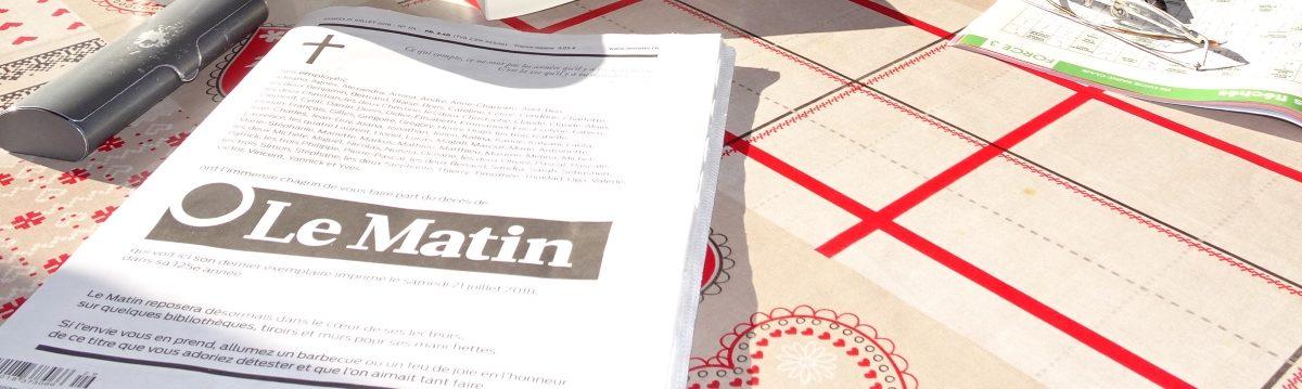 Photo illustrant l'article Mme Serpit-Coht décortique l'actualité