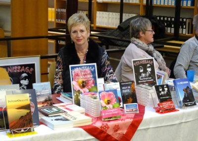 Salon du livre romand 16 et 17.2.19