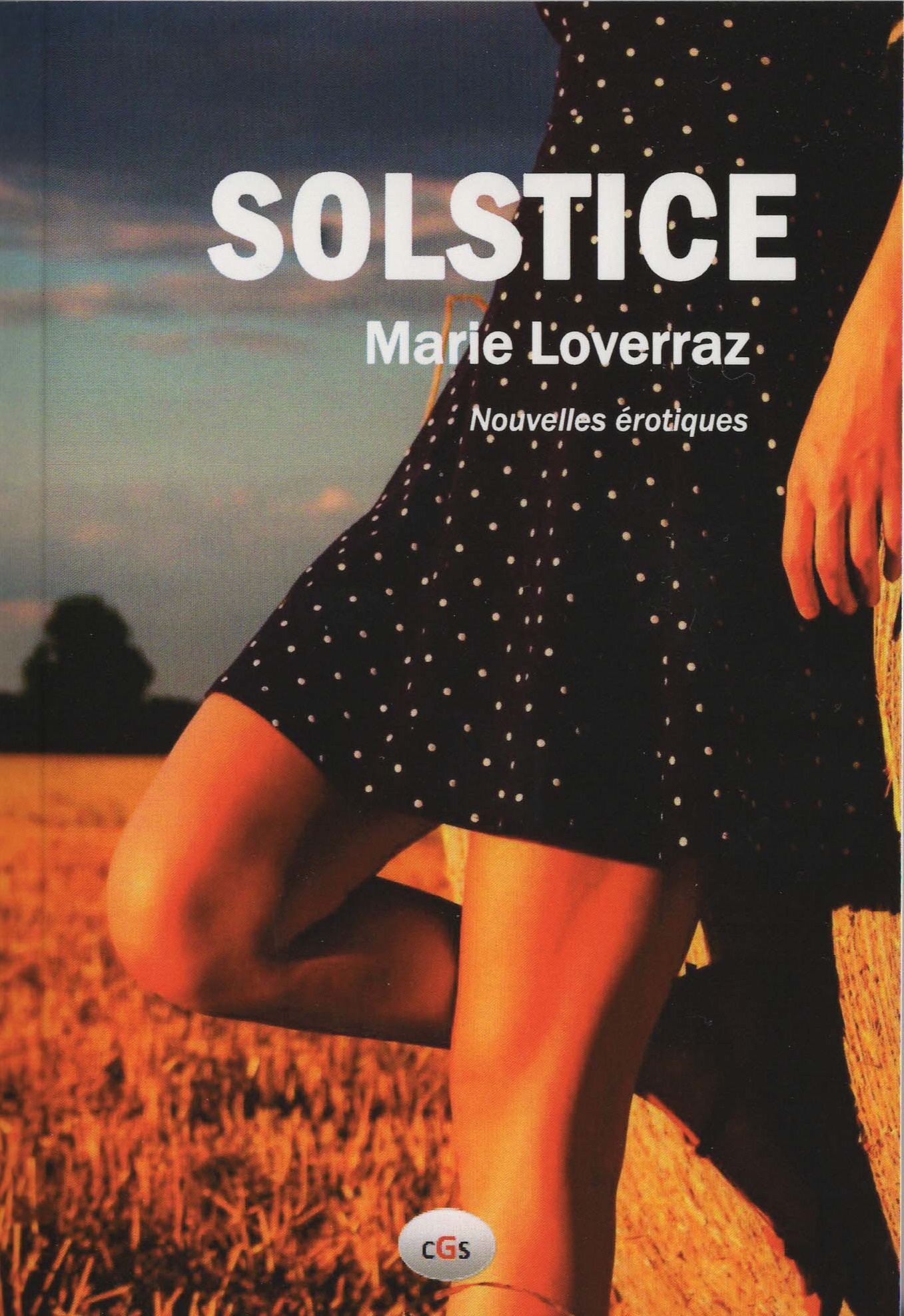Couverture Solstice recto