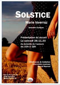 Affiche Solstice