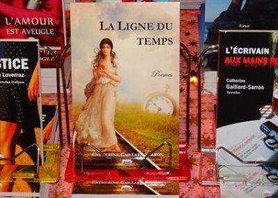 Vernissage L'écrivain aux mains rouges, La ligne du temps & Solstice – 28.11.20