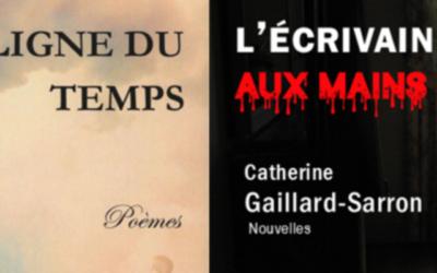 Vernissage L'écrivain aux mains rouges & la Ligne du temps – 28.11.20